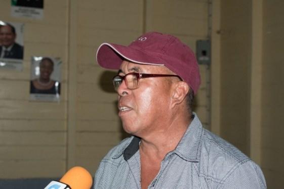 A resident of Burma, Nigel Bradford.