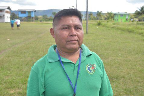 Bendrel Thomas, a Waramadong resident