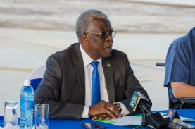 Director-General of the Guyana Civil Aviation Authority, Col. Edbert Field.