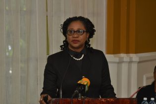 Chancellor of the Judiciary (ag), Justice Yonette Cummings-Edwards