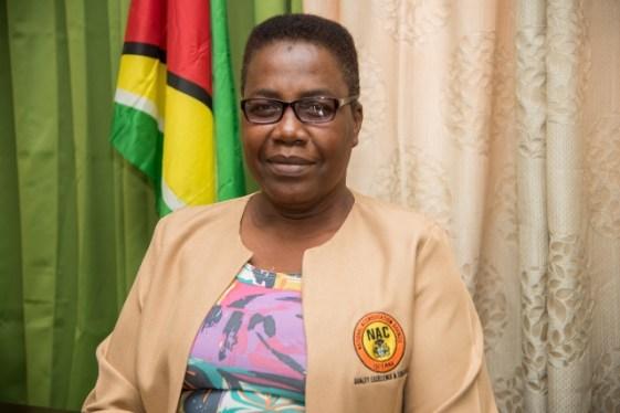 Deborah Jack, Executive Director of the National Accreditation Council