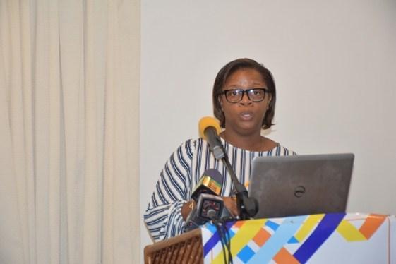 GPL's Divisional Director of Commercial Services, Rhonda La Fargue.