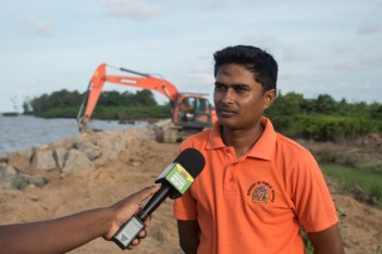 Ranger within the Ministry of Public Infrastructure, Sukhu Jettoo.