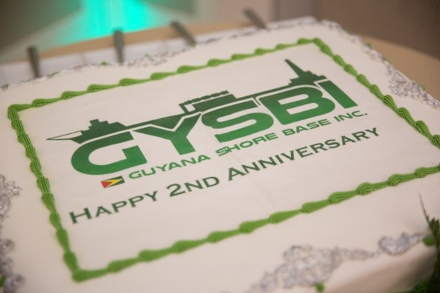 A scene from GYSBI anniversary reception.