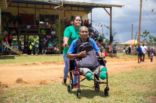 Diabetic patient, Clarence Rodrigues