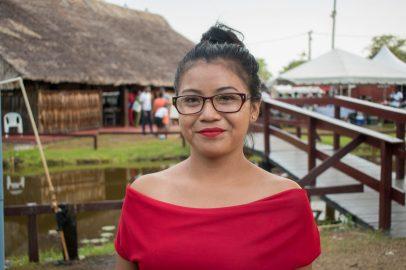 Joy Henry, from Lethem, Region 9