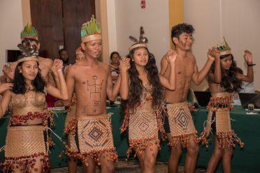 Pakuri (St. Cuthbert's Mission) Indigenous Dancers