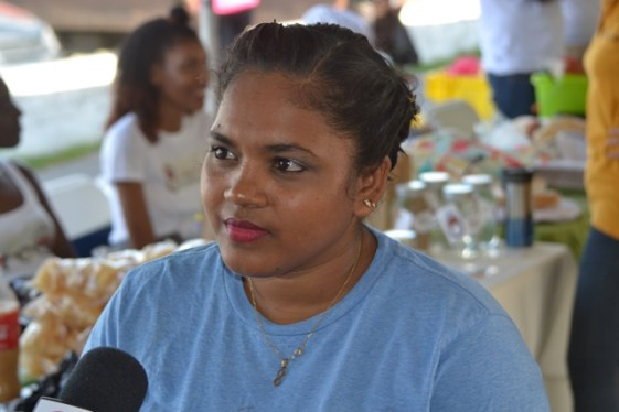 Roshanie Shivtahall.