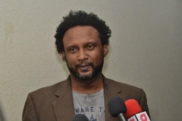Cultural Policy Advisor, Ruel Johnson