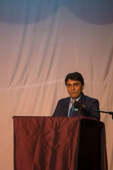Deputy Representative of UNICEF, Irfan Akhtar.