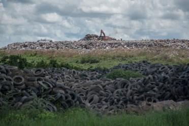 Haags Bosch landfill site.