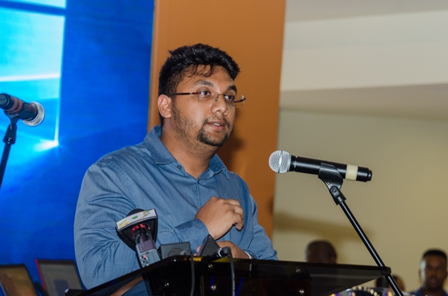 GTA's Senior Officer of Product Development and Certification Kamrul Baksh