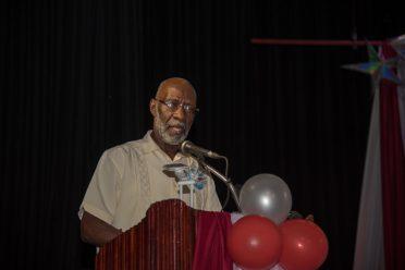 GTI Chairman, Vincent Alexander