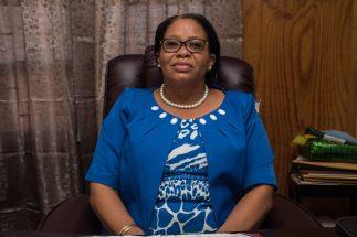 Mrs. Kim Williams-Stephen, Regional Executive Officer (REO) of Region 6
