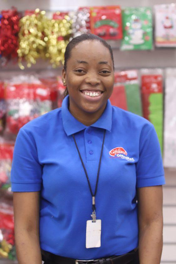 Latoya, Senior CSR Gifts Department