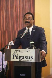 AG, Hon Basil Williams