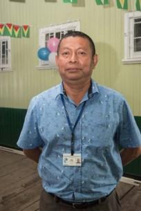 MARAD, Director of Maritime Safety Captain, John Flores.