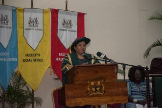 Dr. Paloma Martin, Deputy Vice Chancellor of PACE