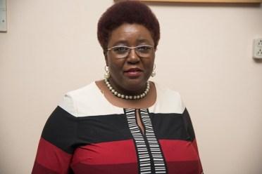 Myrna Lee, Principal, Carnegie School of Home Economics.