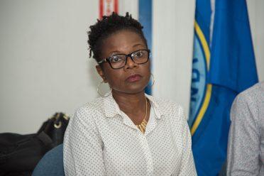 Deputy Chief Medical Officer (DCMO), Dr Karen Gordon-Campbell
