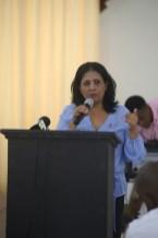 PANCAP Representative, Dr. Shanti Singh.