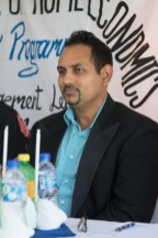 Mr. Mitra Ramkumar, President of THAG.