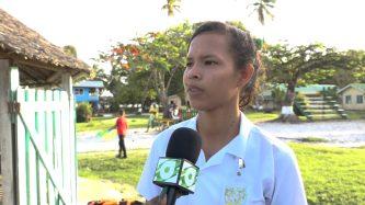 Sixteen-year-old Nafeeza Hendricks