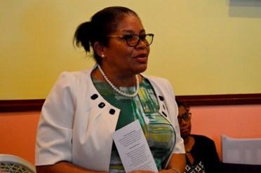 Regional Executive Officer, Ms. Kim Stephens.