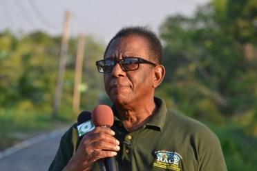 Vice Chairman, Region 4, Earl Lambert.