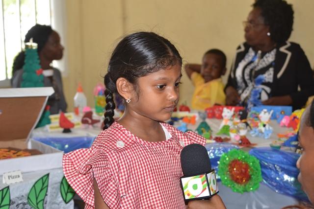 Aliyah Mohamed, Eccles Nursery School.