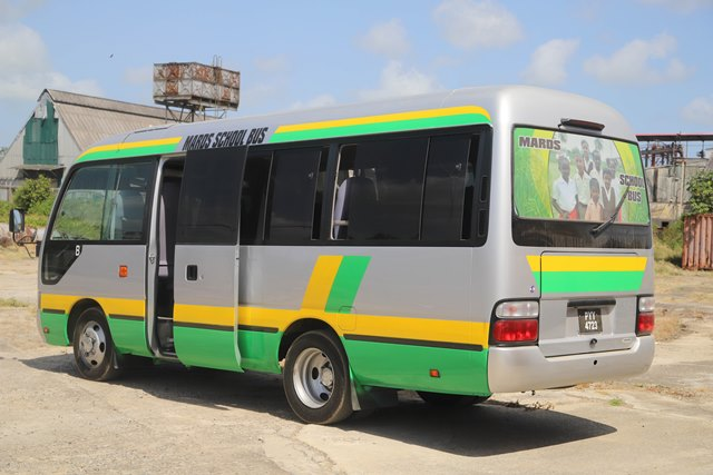 $7.3M 'MARDS school bus' commissioned at Burma, Region five.