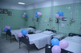 Mommies and babies now have a safe space during their stay at the Diamond Diagnostic Centre.