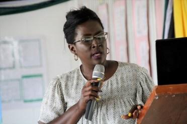 National PTA Coordinator, Ms. Nadia Hollingsworth.