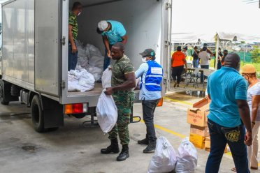 Scenes from the distribution exercise