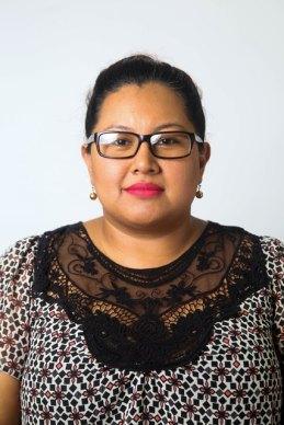 Ms. Carla James - Official Portrait