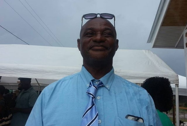 Regional Executive Officer Orrin Gordon