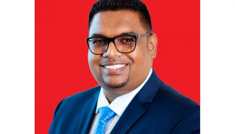 PPP presidential candidate Mohammed Irfaan Ali has been declared the 9th President of Guyana