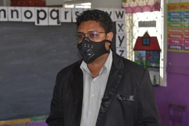 Director of Studies of Apex Education Shazad Ali.