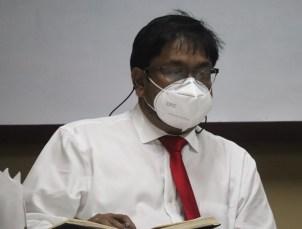 GuySuCo CEO (ag), Sasenarine Singh