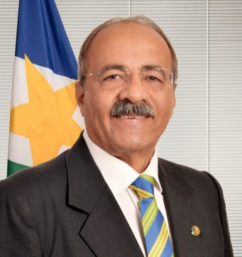 Hon. Chico Rodrigues, Senator of the State of Roraima