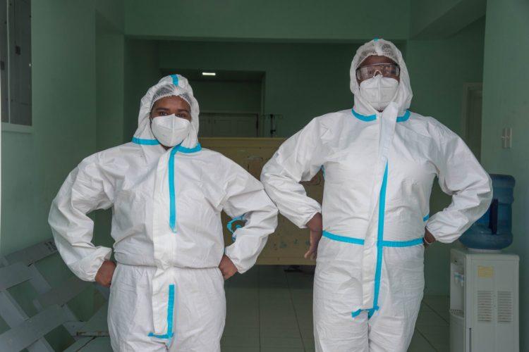 Public Hospital Suddie staff