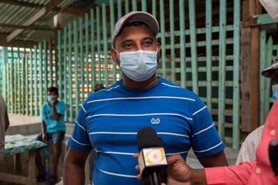 Resident, Mr. Imran Mohamed