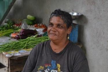 Conservancy Dam resident, Ms. Kawalpattie Mohan