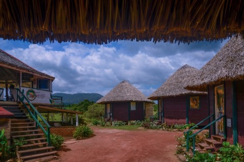 The Surama Eco Lodge