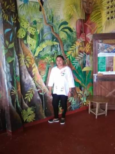 GTA-Lezlene Daniels_Tour Guide of Iwokrama