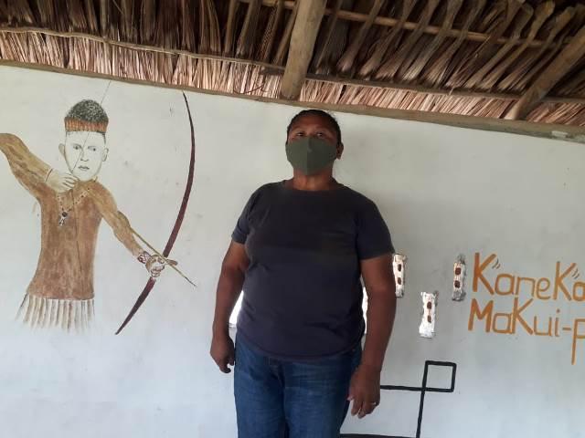 GTA-Odelia Francis_Senior Councillor of Kumu Village