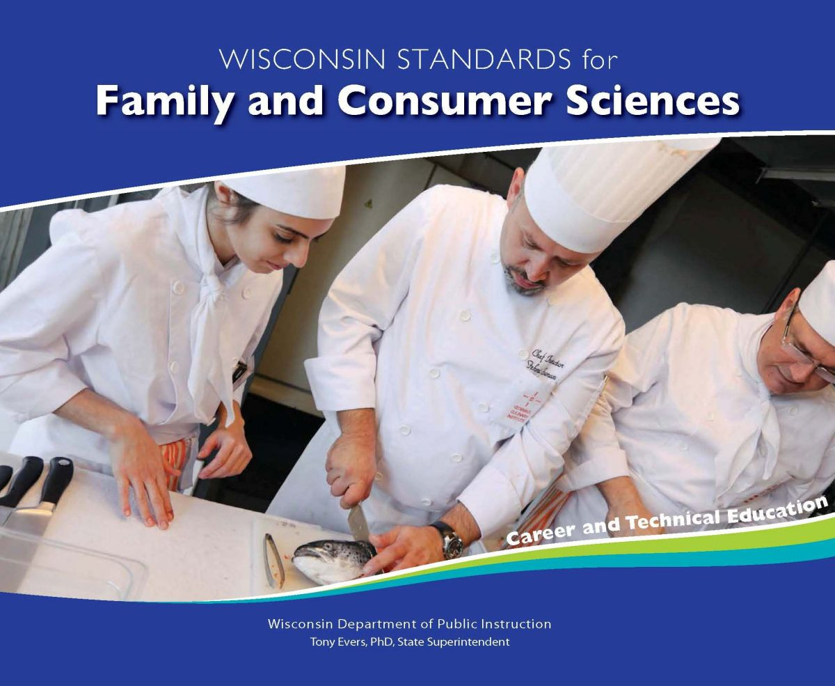 Wisconsin Standards For Family And Consumer Sciences