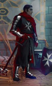 Adrian of Tarsus, by chirun.deviantart.com