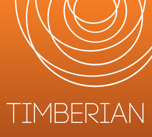 The new name and logo for Timberian, a subsidiary of Johnson Timber Corporation