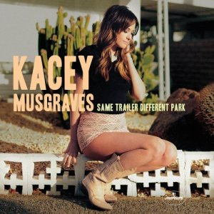 "Kacey Musgrave's ""Same Trailer Different Park"" album"